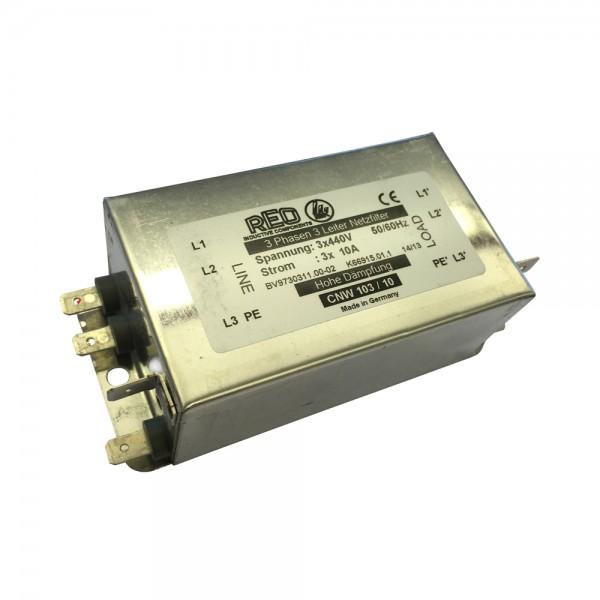 Dreiphasen-Netzfilter CNW 103/10