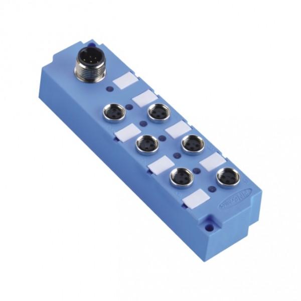 Mini-Sensor-/Aktorbox, 6-fach