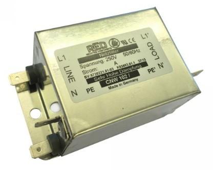 Einphasen-Netzfilter CNW 102/3