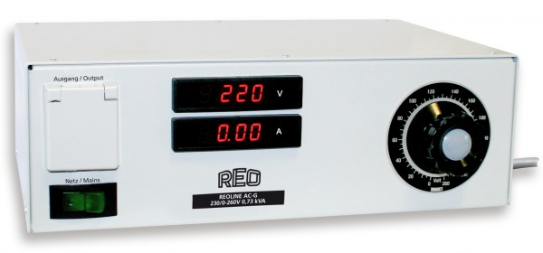 REOLine Plus Labor-Stromversorgung AC-SG/D M7
