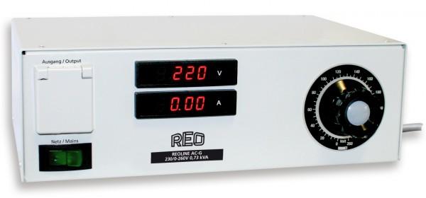 REOLine Plus Labor-Stromversorgung AC-SG/D M8
