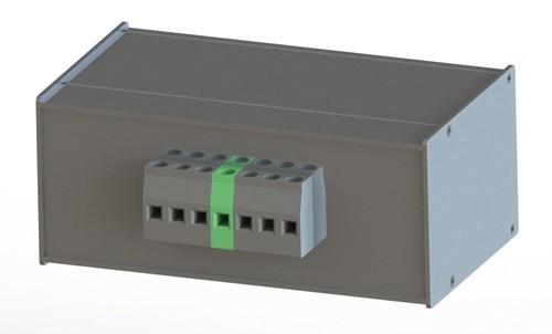 Dreiphasen-Netzfilter CNW 523/30, einstufig (3-Leiter)