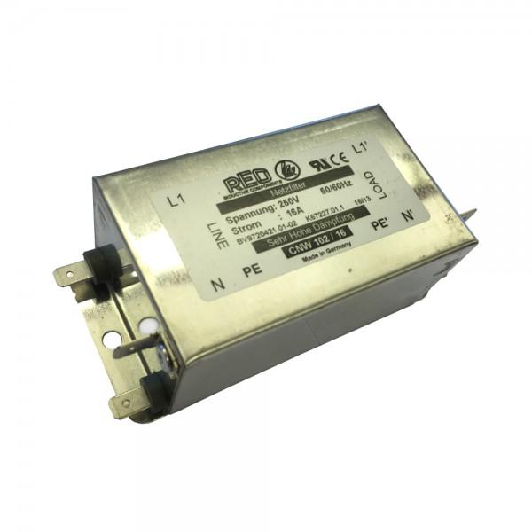 Einphasen-Netzfilter CNW 102/16 NEU: mit UL