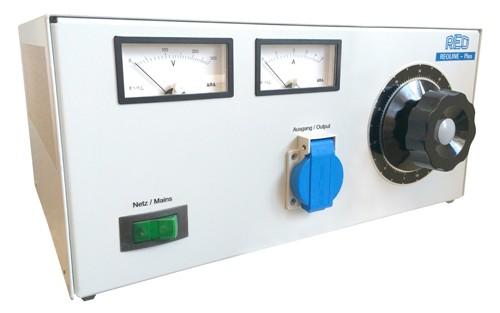 REOLine Plus Labor-Stromversorgung AC-S/A M8