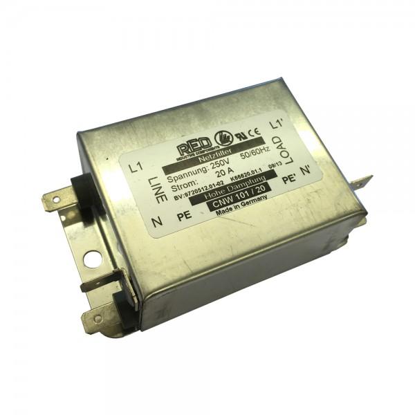 Einphasen-Netzfilter CNW 101/20